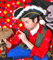 Spectacle pour enfants sur le thème des Pirates