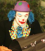 spectacle de clown pour les enfants : Barbiche