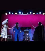 Le Magicien et le Caillou Enchanté