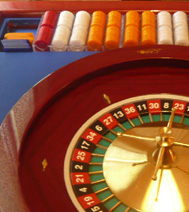 Animation casino : Table de roulette (sur Paris ou région parisienne)