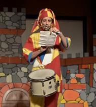 spectacle musical pour les enfants