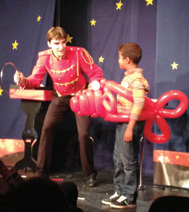 spectacle pour les enfants, sur paris et en ile de france