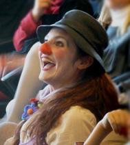 Clown d'improvisation, pour un arbre de noel en ile de france