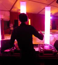 Animation DJ / Disc Jokey sur Paris et la région parisienne