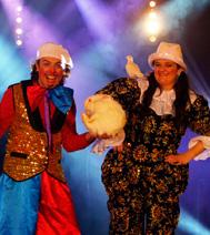 spectacle de magie avec des animaux, sur paris et en région parisienne