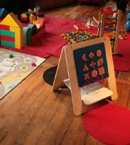 espace petite enfance, animation pour les tous-petits lors du spectacle organisé par un comité d'entreprise sur le val de marne