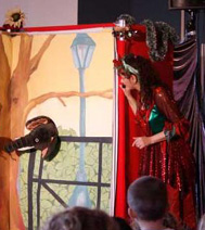 spectacle musical pour un arbre de noel sur paris