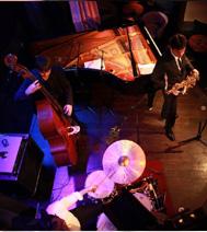 Groupe de musique pour soirée, sur Paris ou Ile de France (Jazz sur la photo)