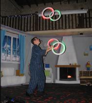 Spectacle de cirque pour les enfants