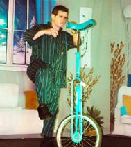 Le cyclo, lors d'une séance en ile de france