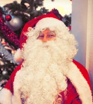 Animations et ateliers pour un arbre de Noël : Le Père Noël