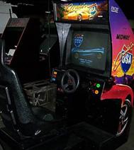 Location d'un jeu vidéo (simulateur auto, voiture de course) pour un spectacle de Noël, principalement en région parisienne