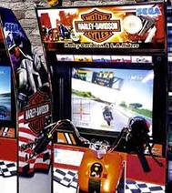 Location d'un jeu vidéo (simulateur moto) pour une soirée ou un spectacle de Noël, essentiellement autour de Paris
