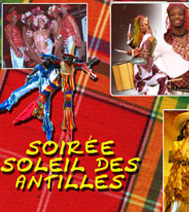 SOIREE ANTILLAISE